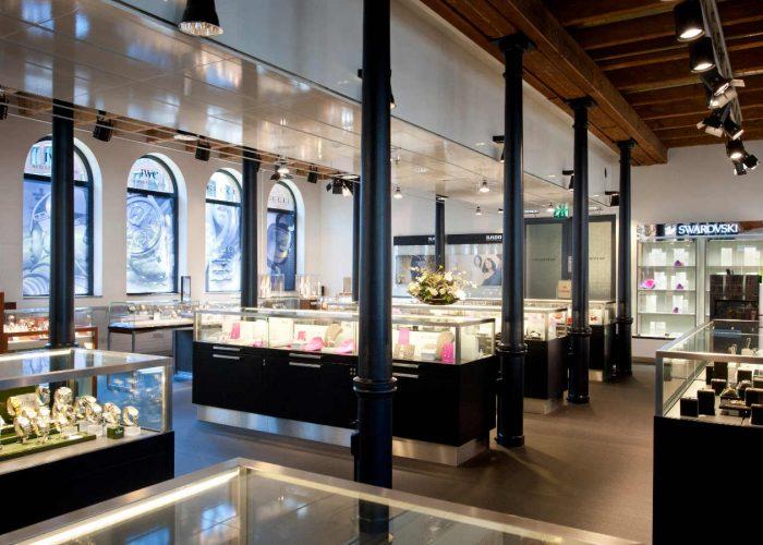 Gassan Diamonds boutique